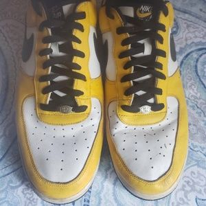 2005 Nike Air Force 1 306353-102 size 15